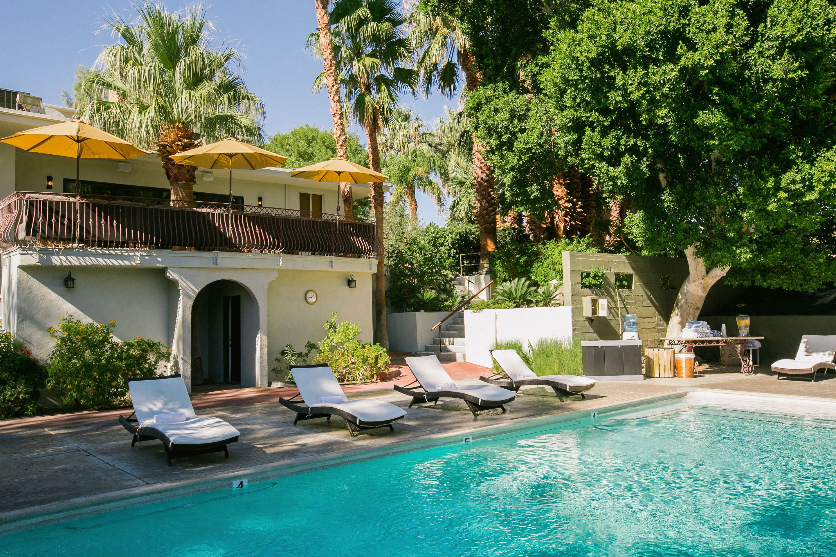 Courtesy of Two Bunch Palms Spa Resort / Expedia