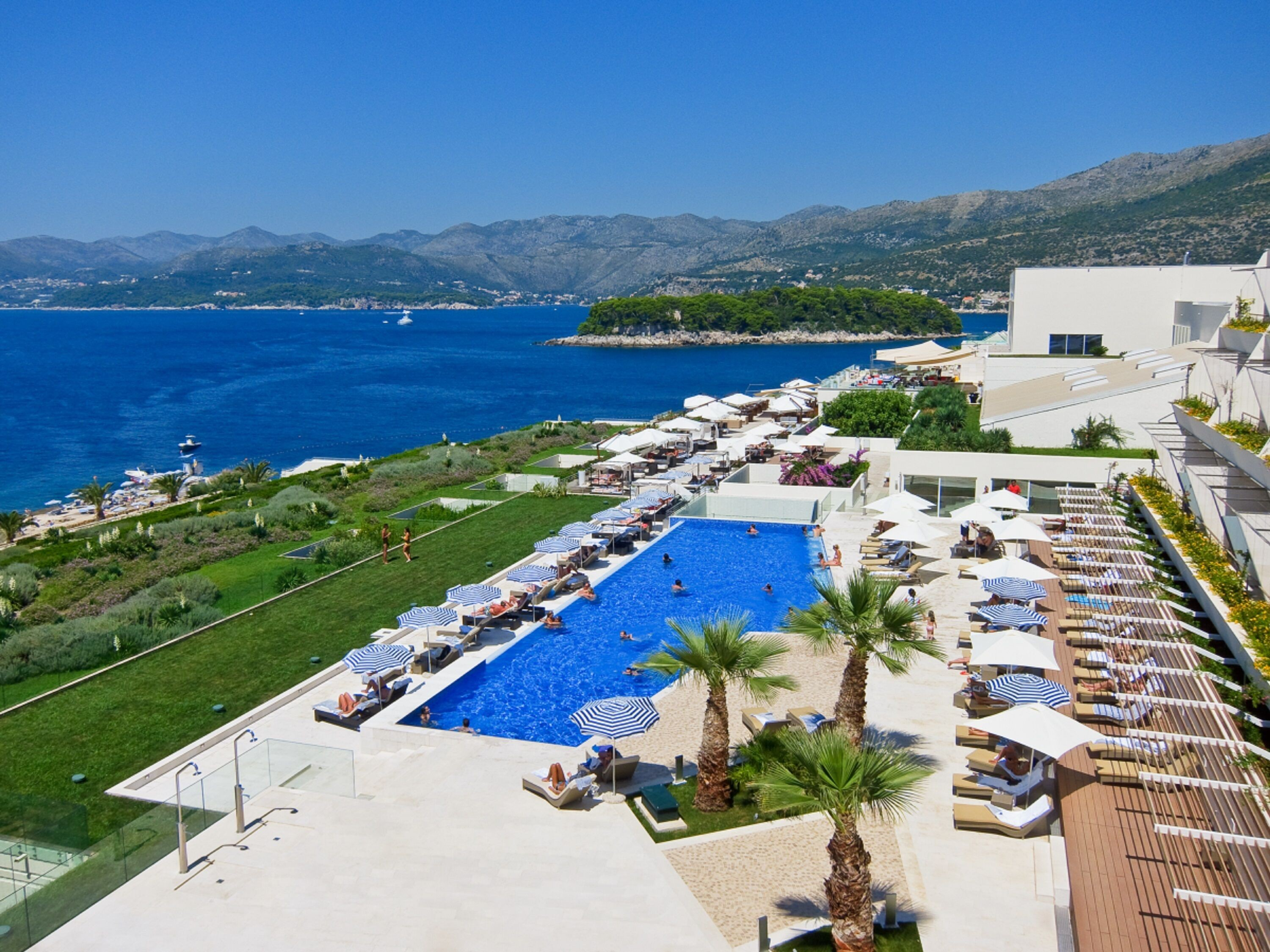 Courtesy of Valamar Collection Dubrovnik President Hotel / Expedia