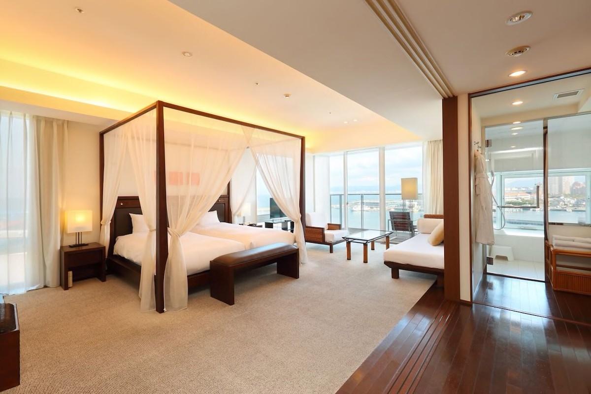 Courtesy of Hotel Marinoa Resort Fukuoka / Expedia
