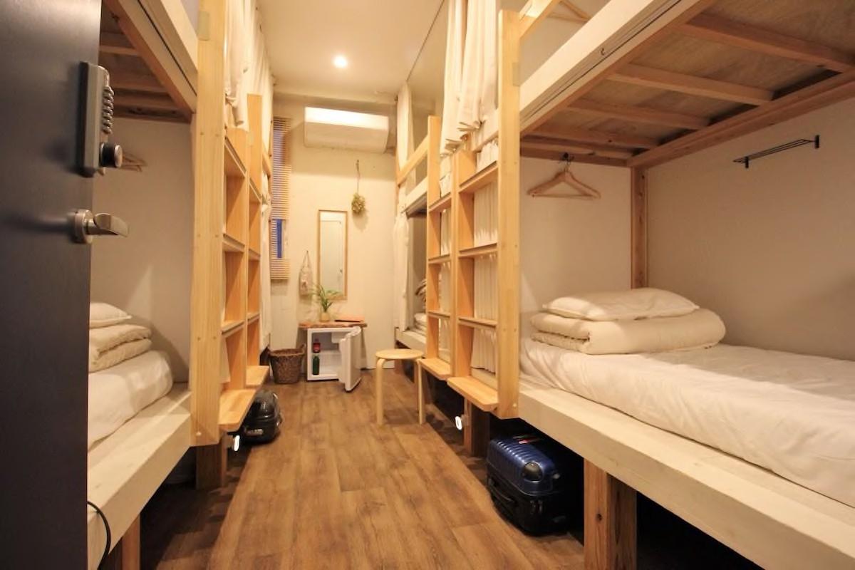 Courtesy of Hostel TOKI / Expedia