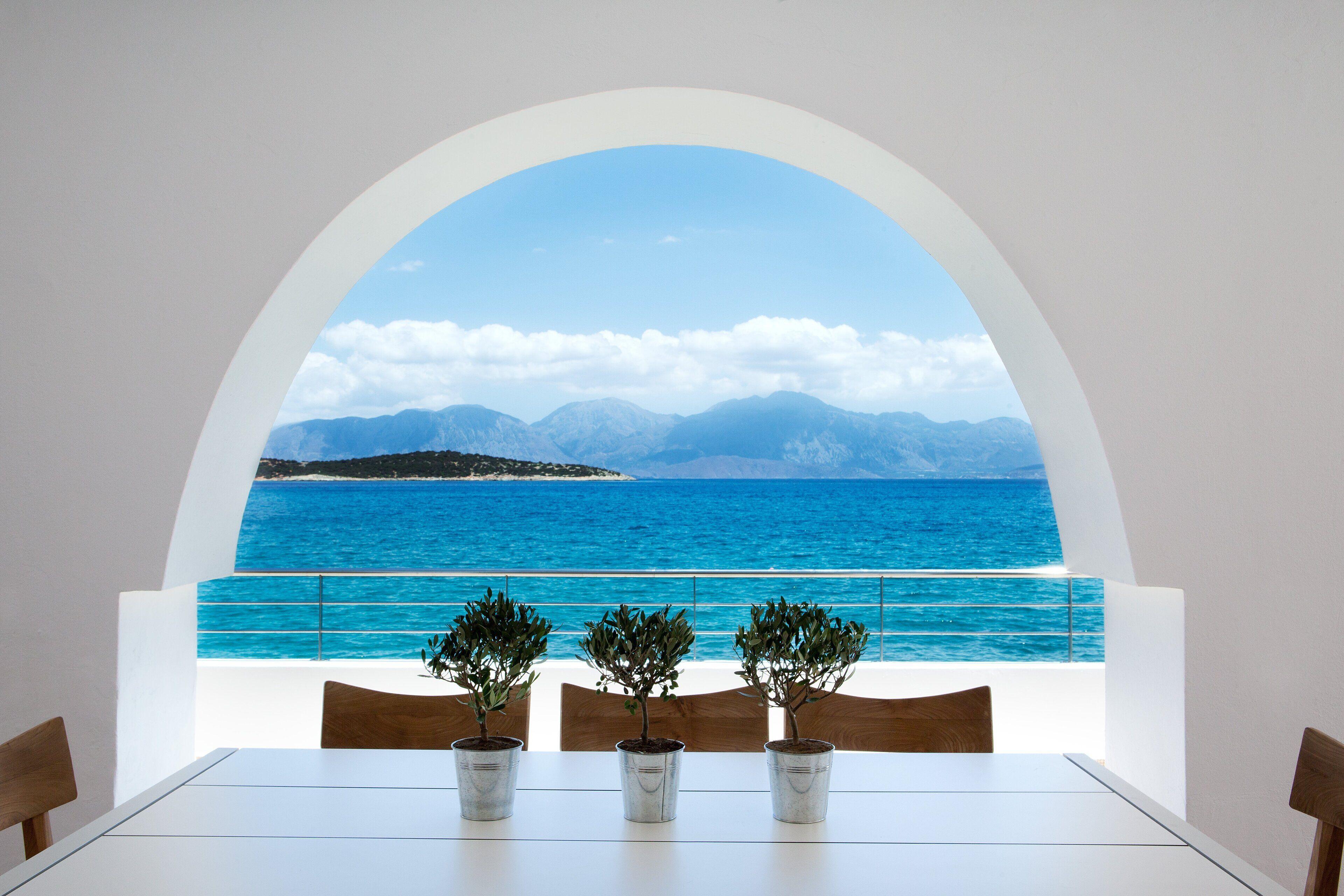 Courtesy of Minos Beach Art Hotel / Expedia.com