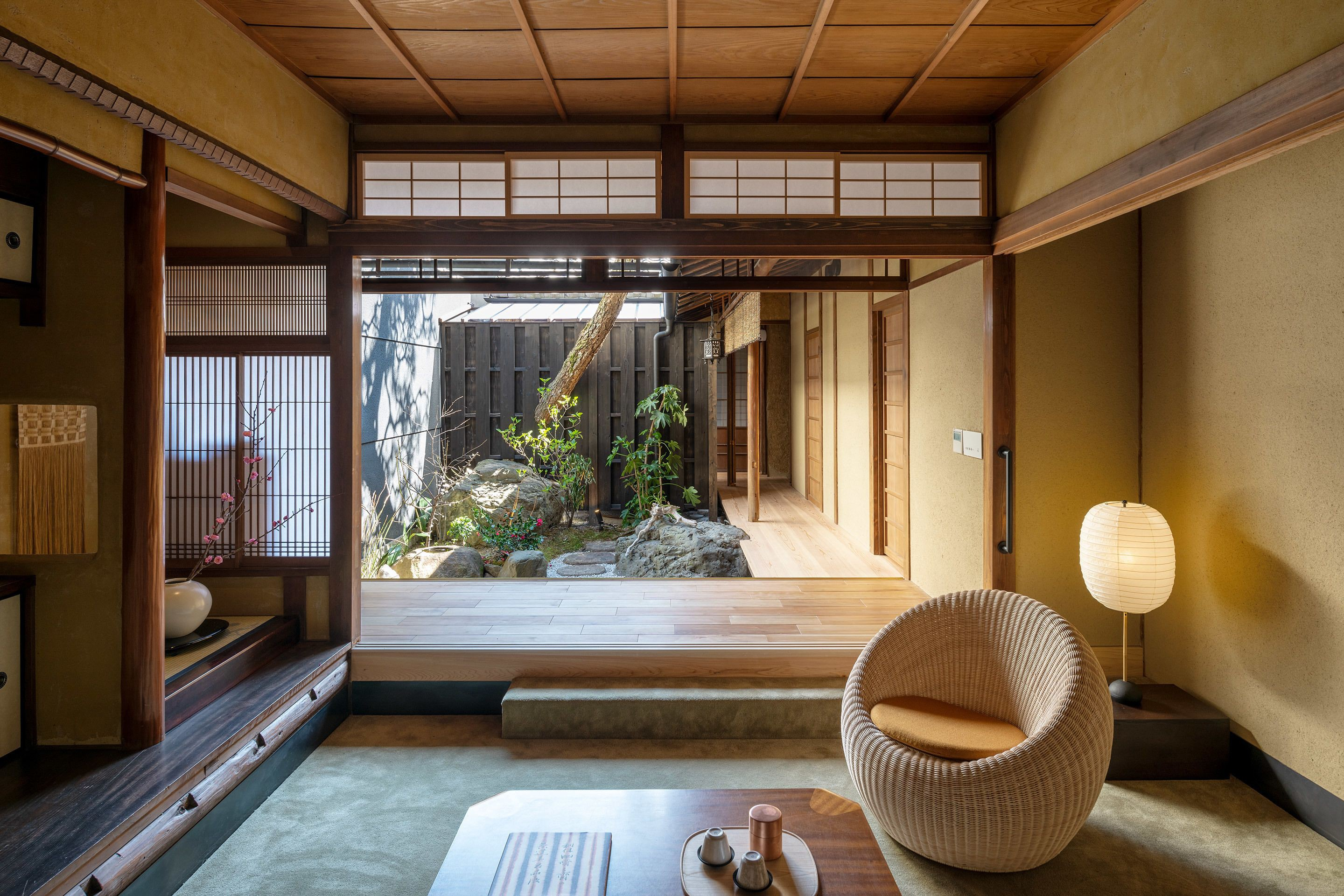The Best Ryokan In Kyoto Japan