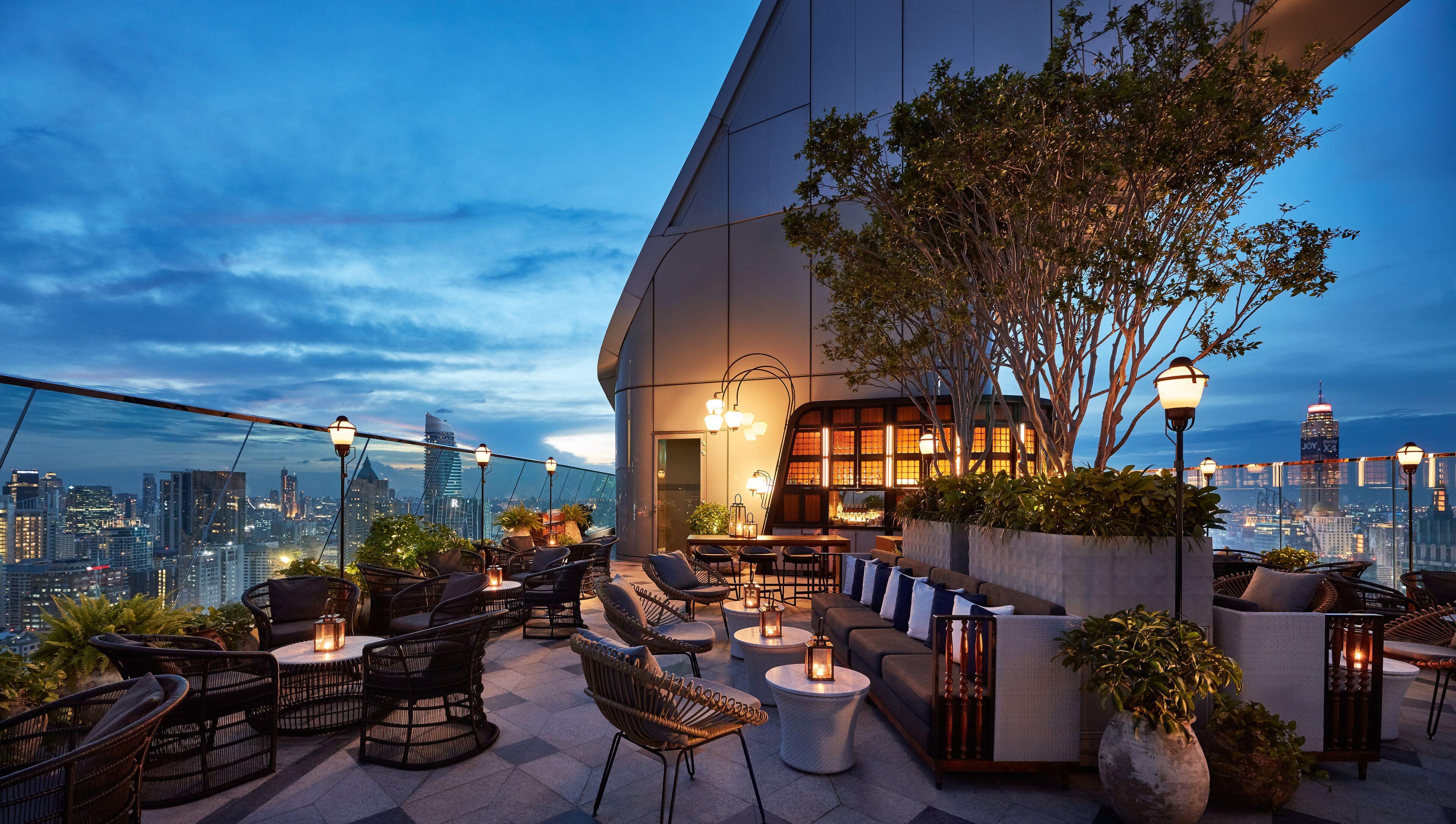 Courtesy of Park Hyatt Bangkok / Expedia