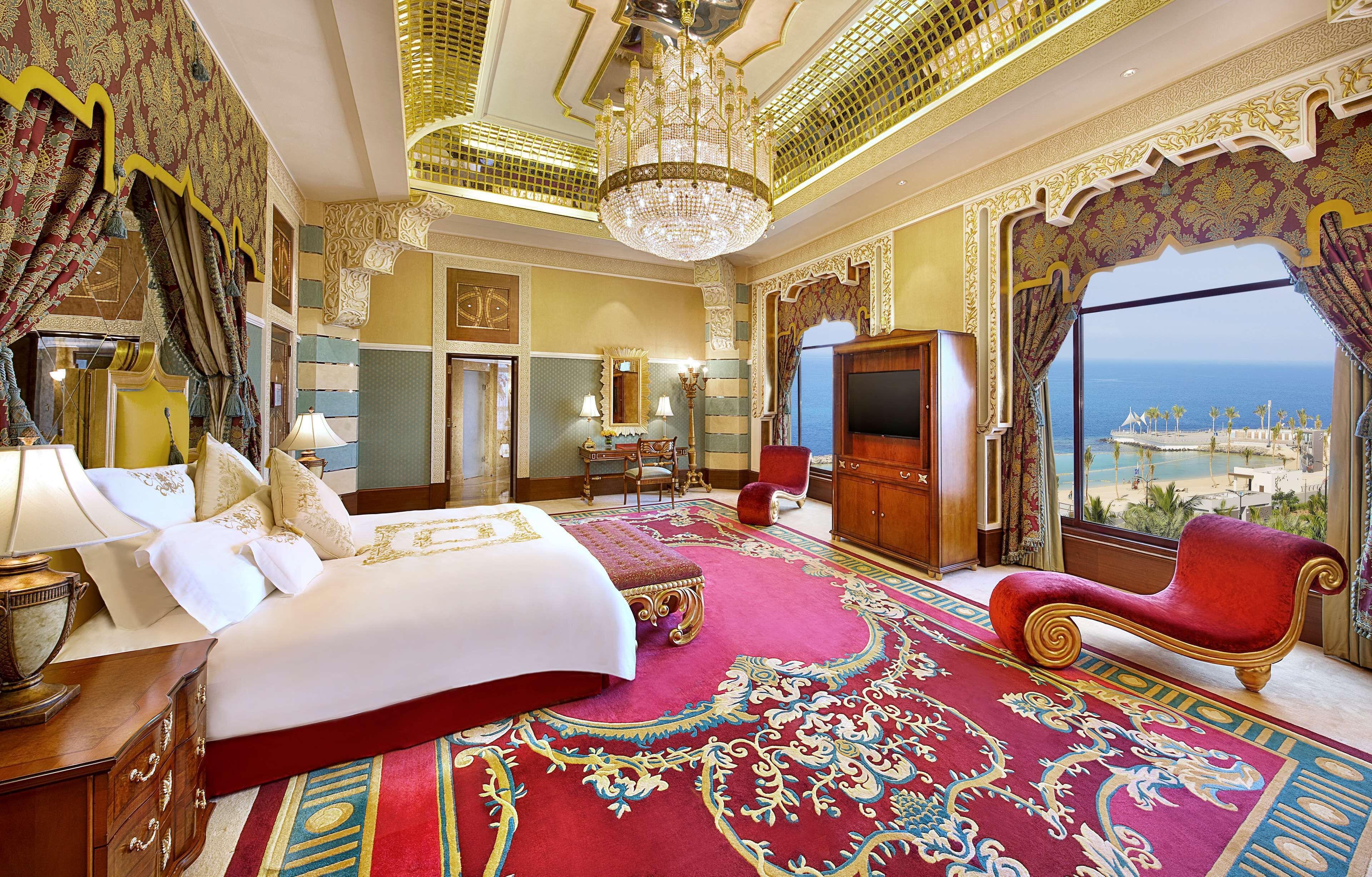 Courtesy of Waldorf Astoria Jeddah – Qasr Al Sharq / Expedia