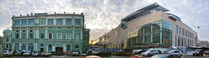The Opera of the Future: Mariinsky Theatre Second Stage