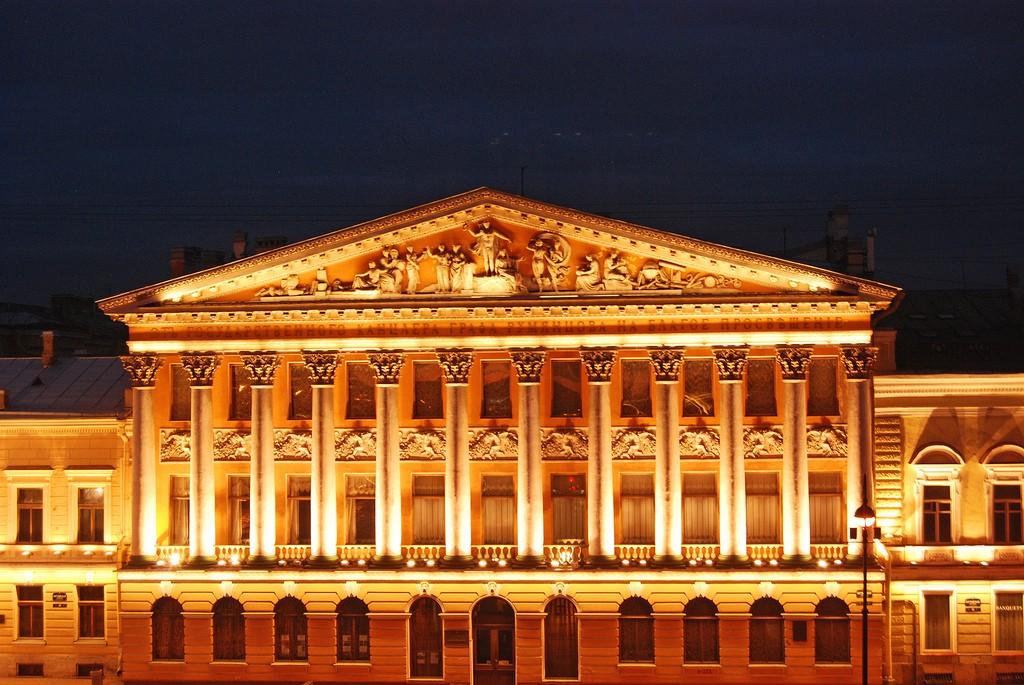 The Top Ten St Petersburg Restaurants, Russia