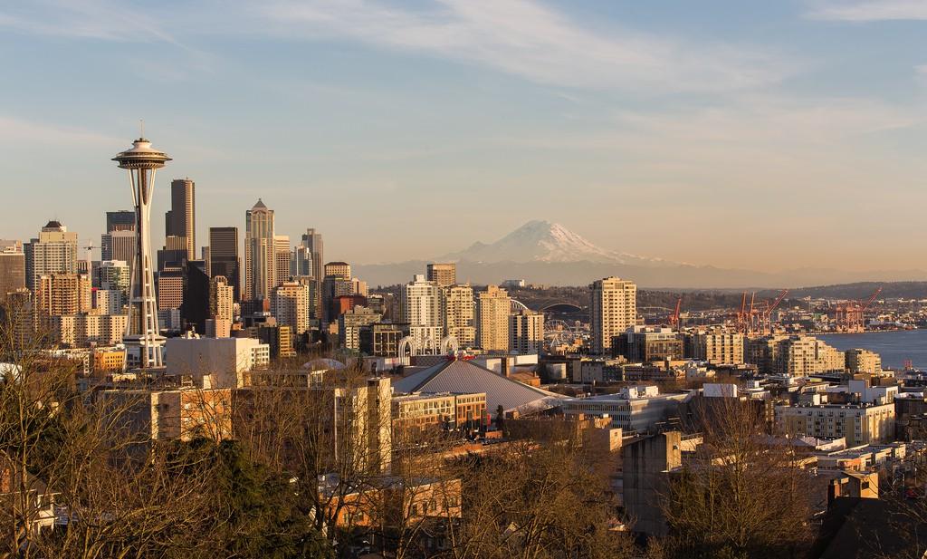 Downtown Seattle | © Jonathan Miske/Flickr