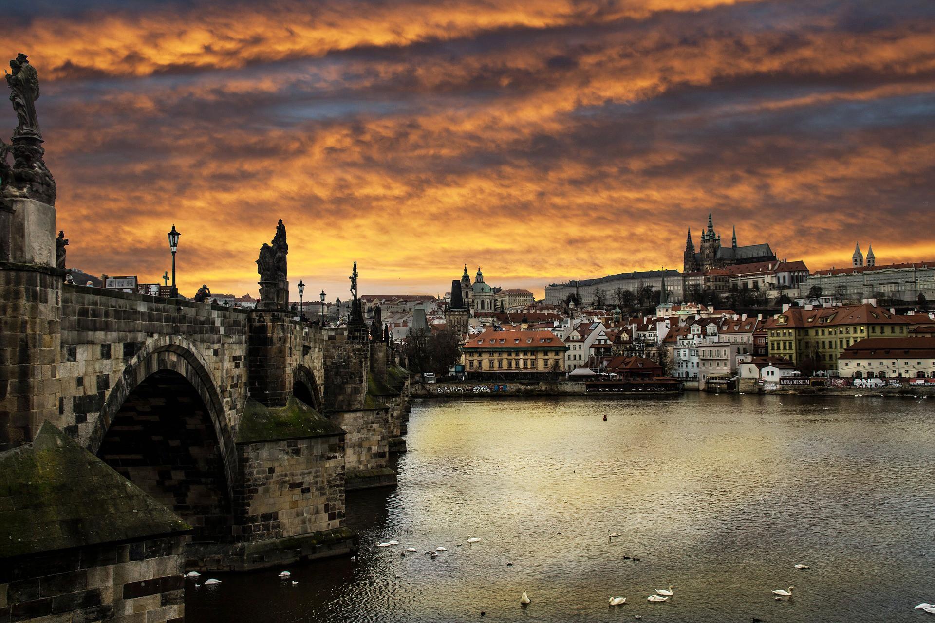 Prague | © klausdie/Pixabay