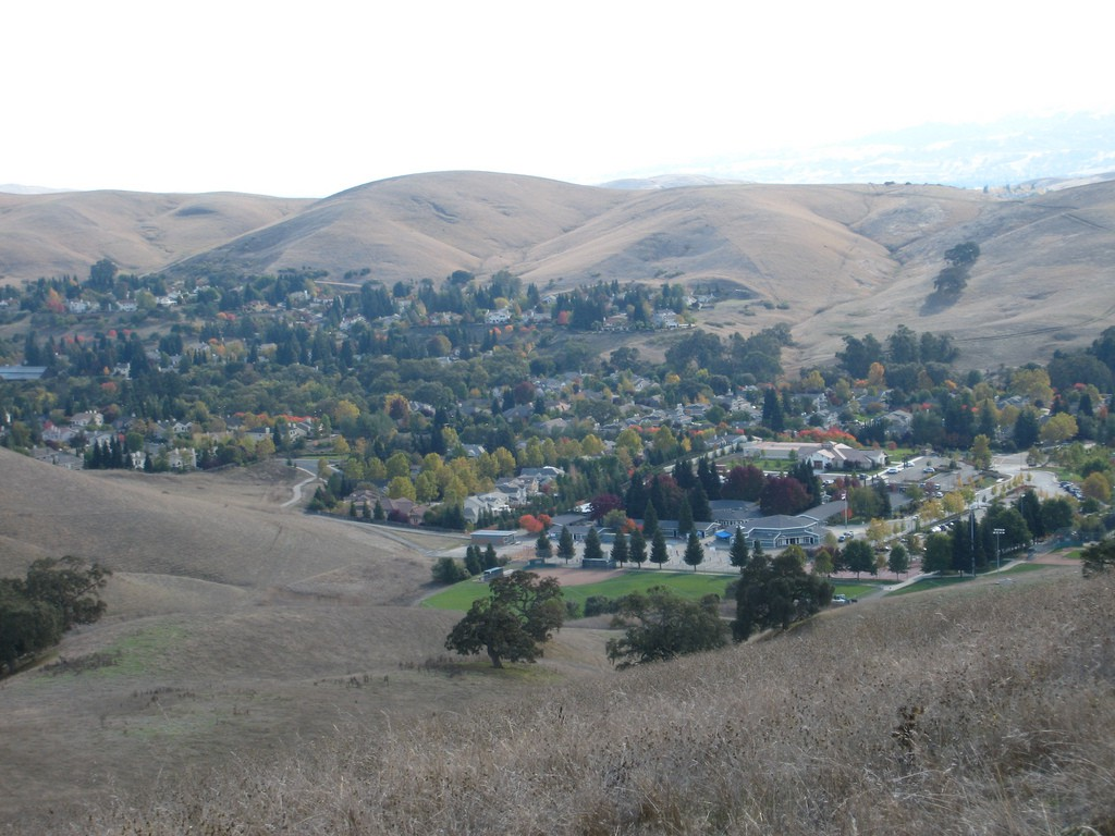 The Sycamore Valley Regional Open Space Preserve in Danville | ©sfbaywalk/Flickr