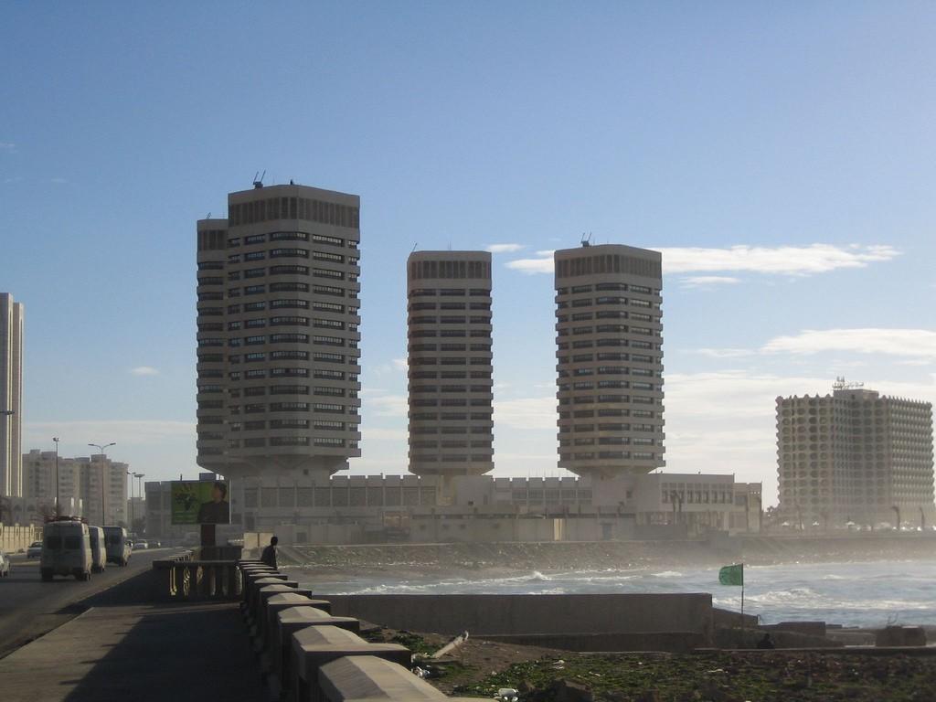 Tripoli   © Gary Denham/Flickr
