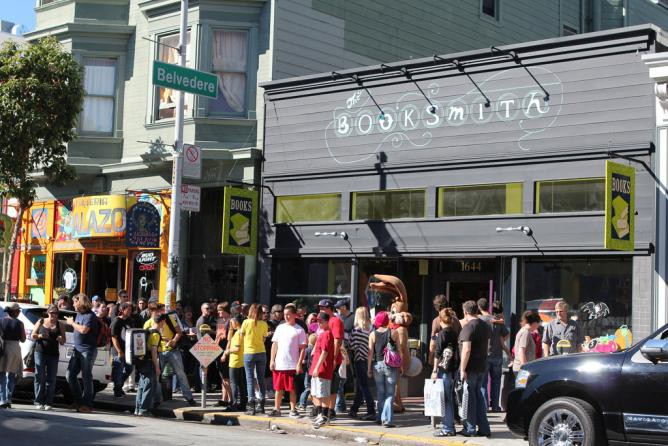 The 10 Coolest Bookstores In San Franciso