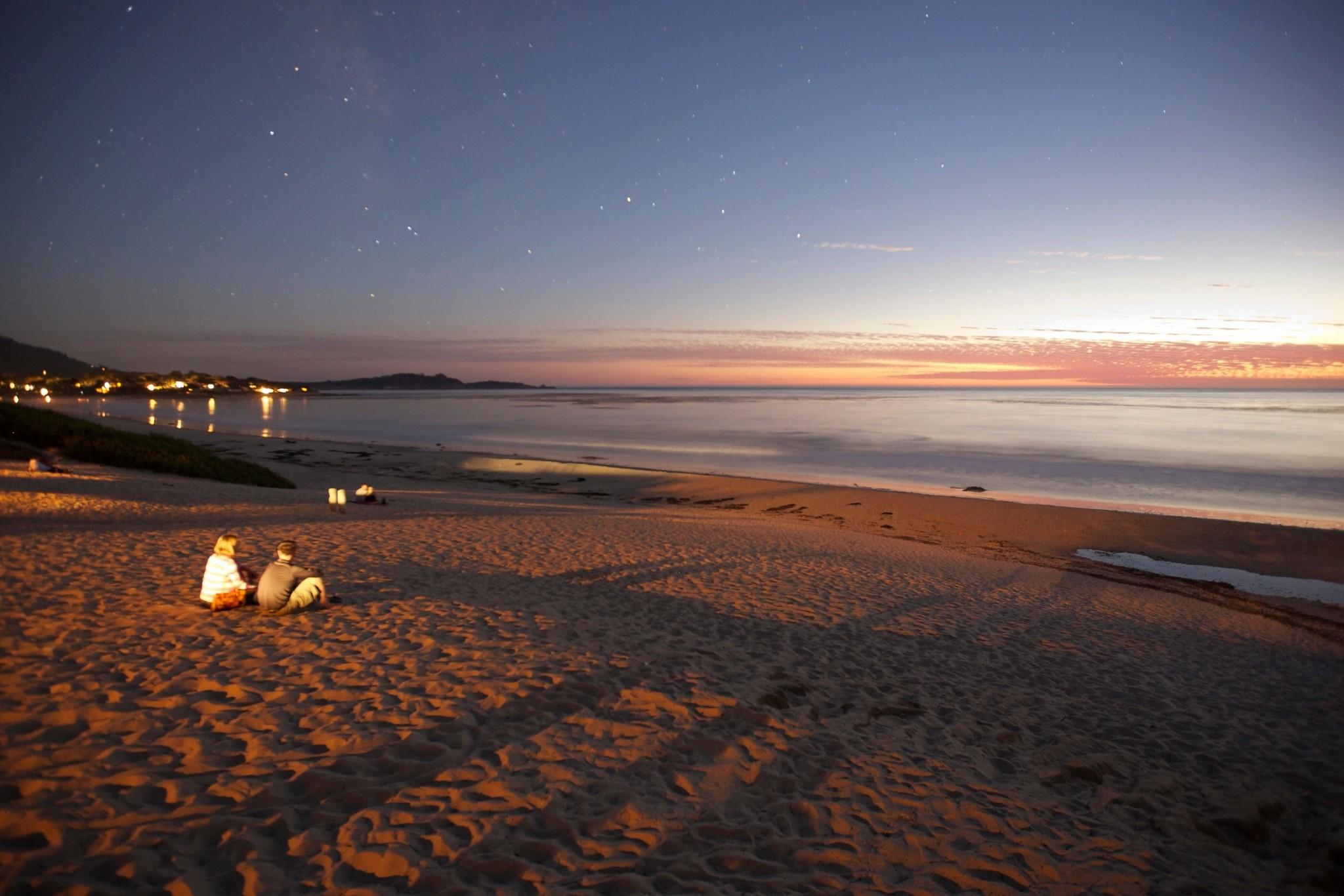 The Beach of Carmel ©Michael Theis