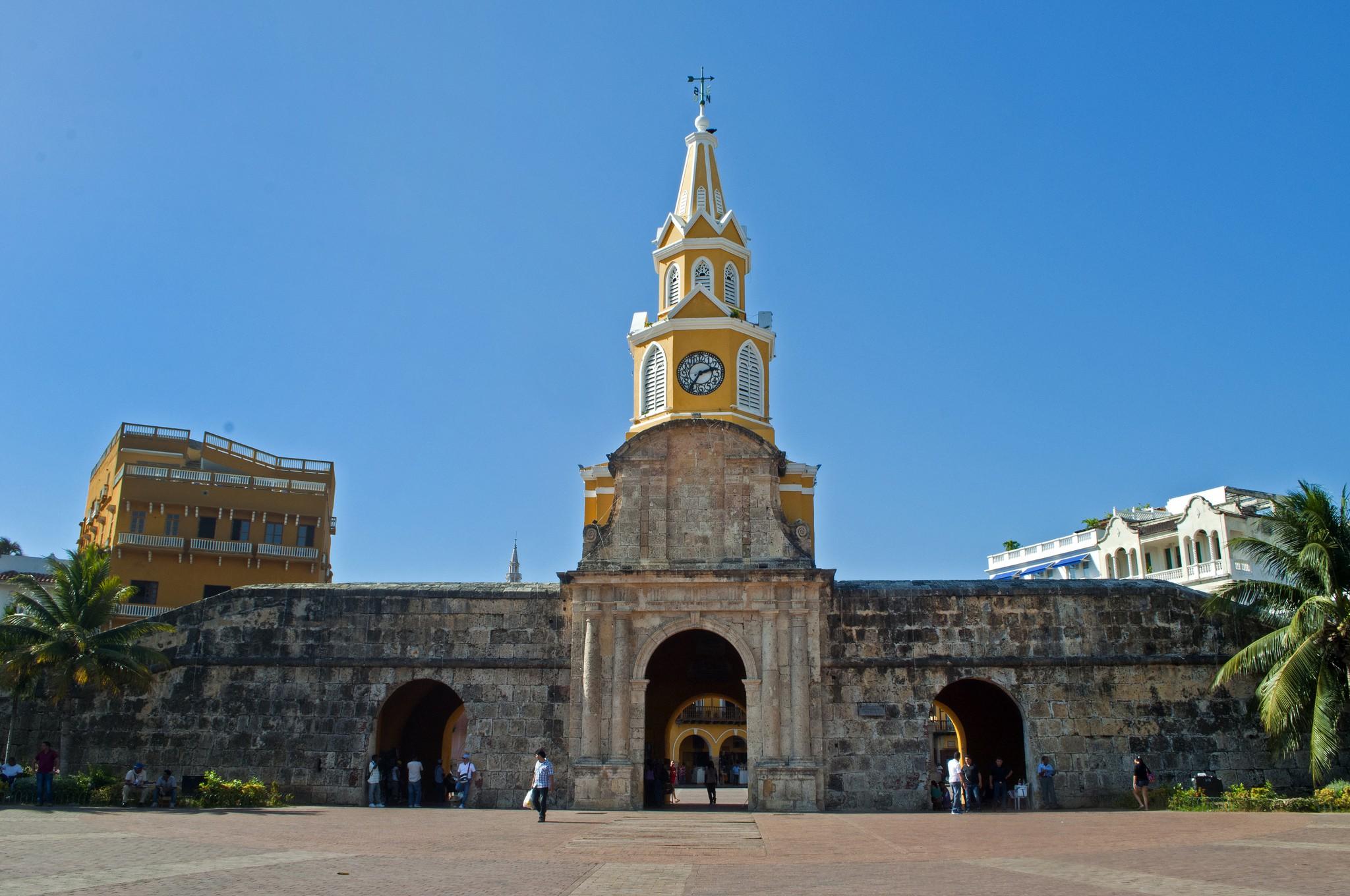 Cartagena   ©Rafaela Ely/Flickr