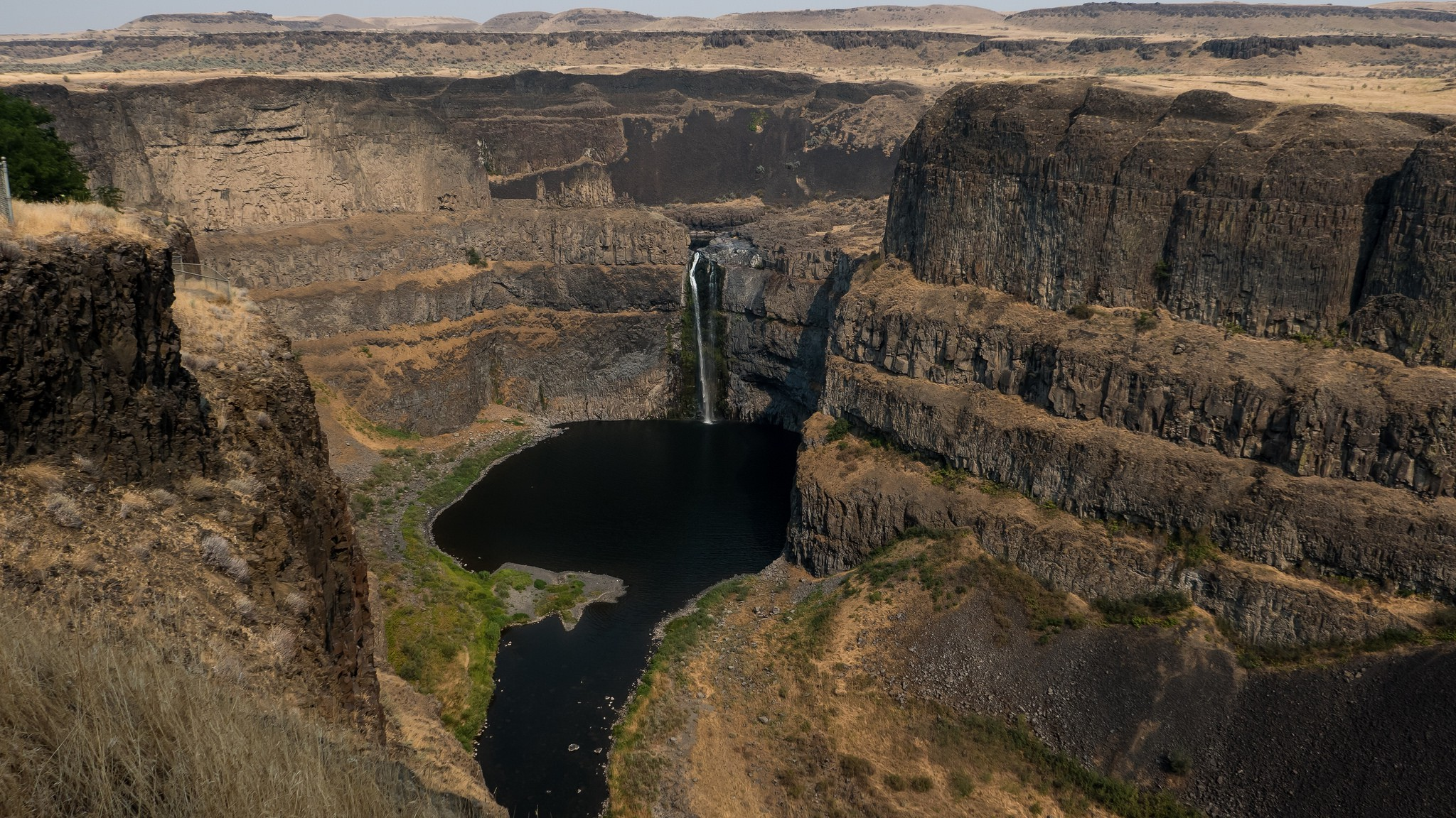 Palouse Falls, Washington © Tom Collins/Flickr