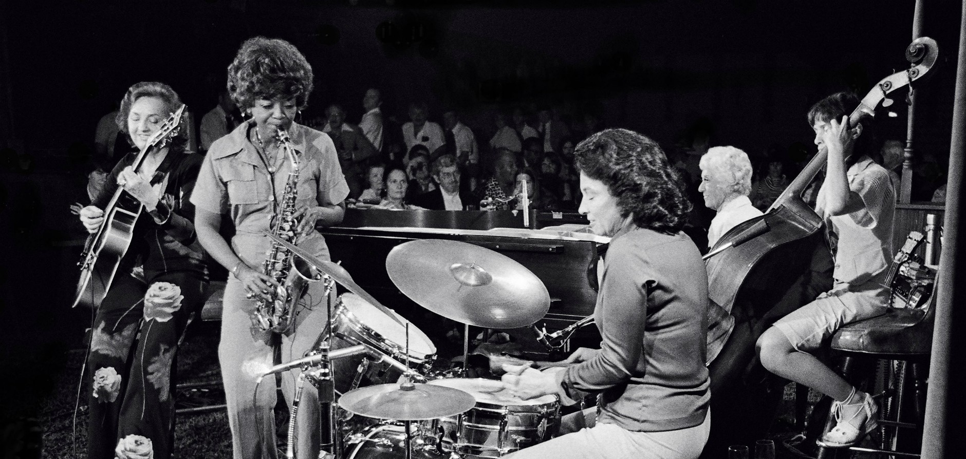 10 Female Jazz Musicians You Need To Know