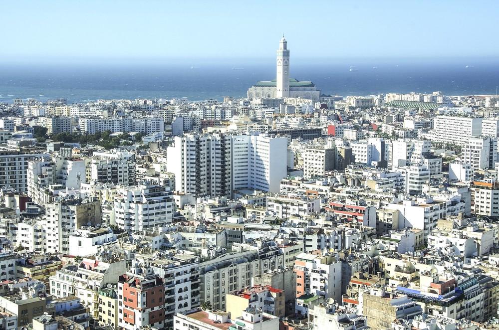 View over the city of Casablanca, Morocco | © Marianna Ianovska/Shutterstock