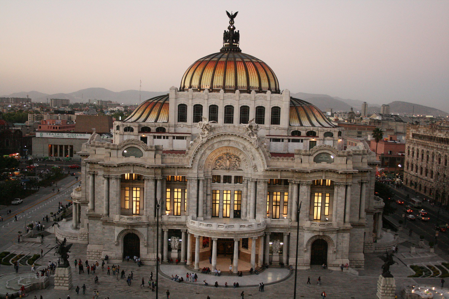 Palacio de Bellas Artes | © Esparta Palma/Flickr