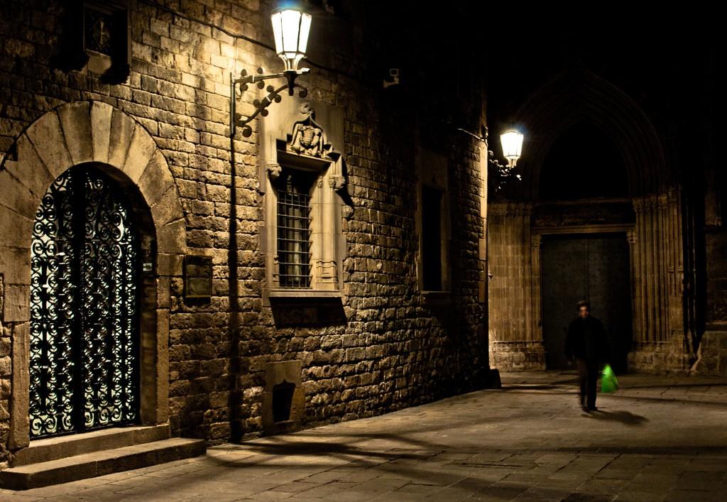 Gothic Quarter, Barcelona |© Davidlohr Bueso/Flickr