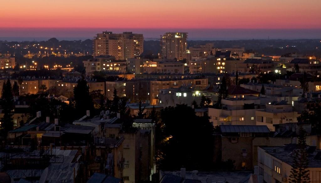 Herzliya rooftops  © Jonathan Pincas/Flickr