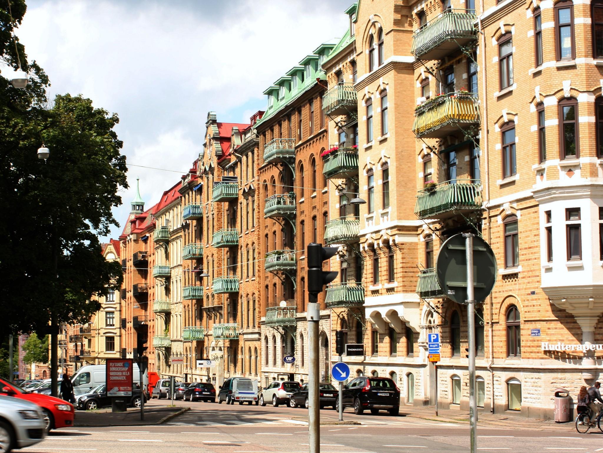 19th Century Architecture in Vasastan   © Blondinrikard Fröberg / flickr