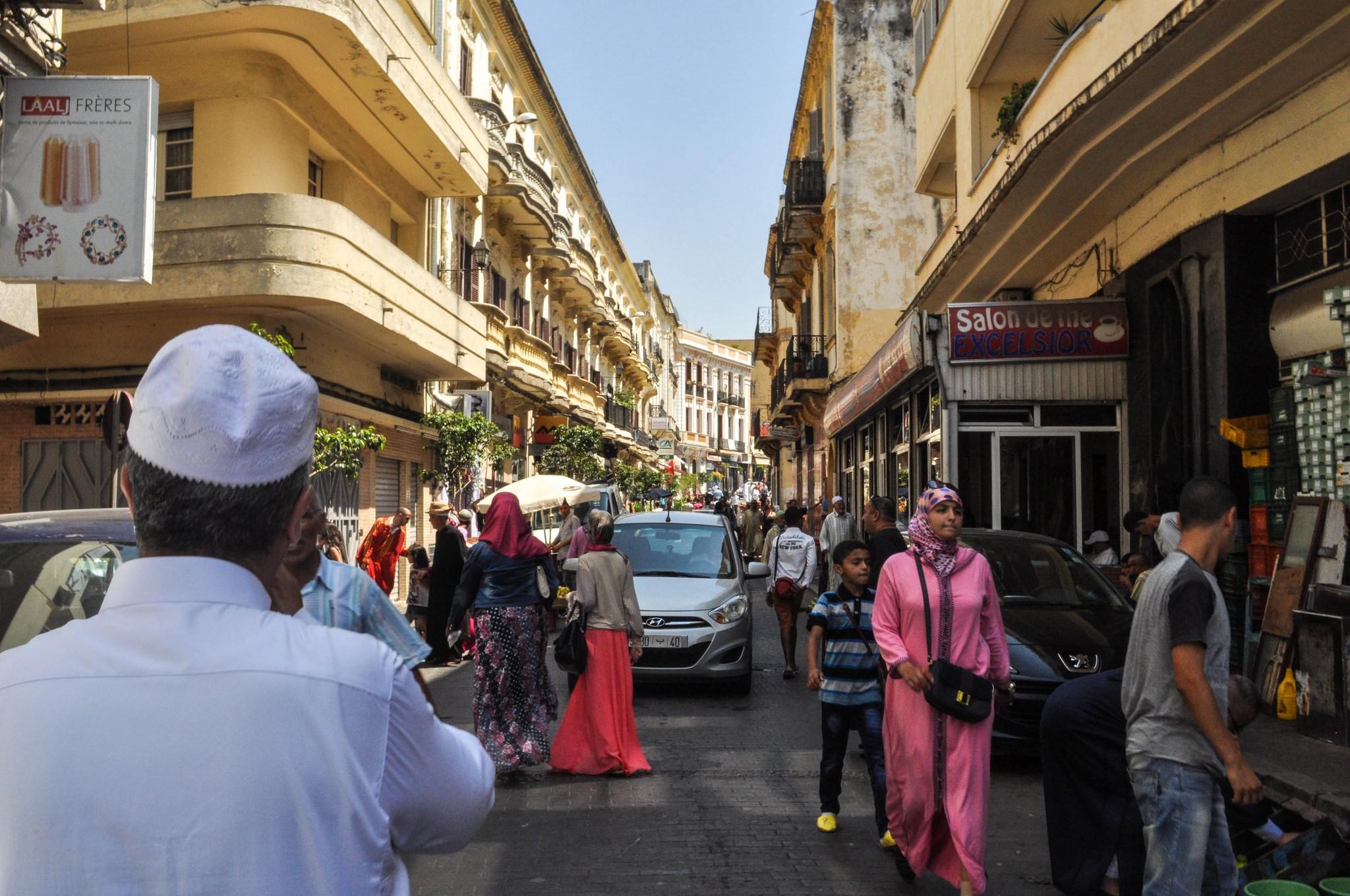 Tangier, Morocco| ©katiebordner/Flickr