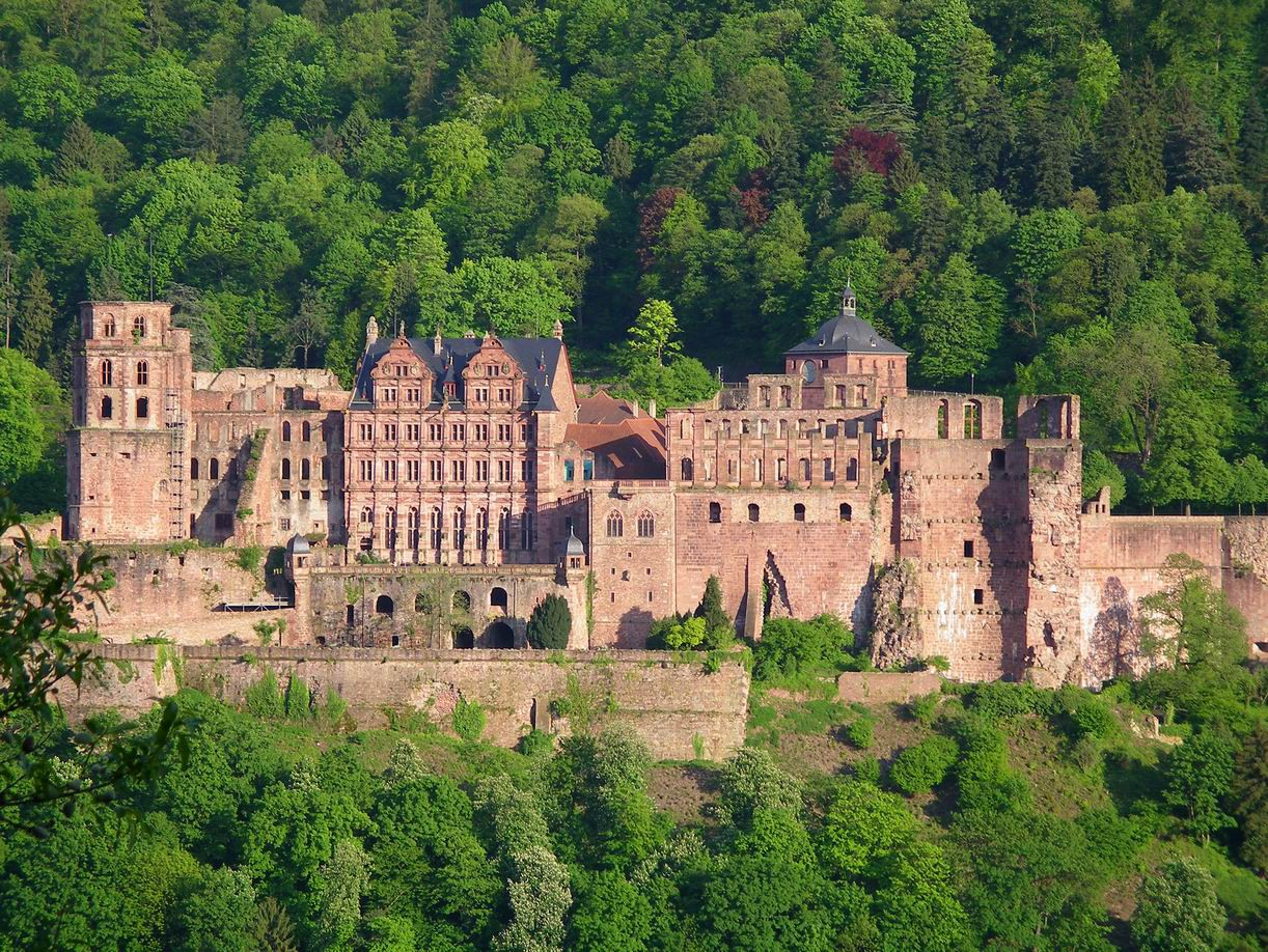 Heidelberg Castle   © Pumuckel42/WikiCommons