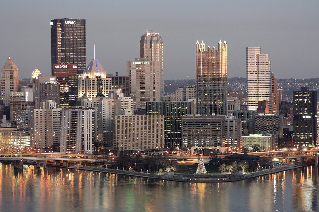 Pittsburgh Skyline | © Brian Donovan / flickr