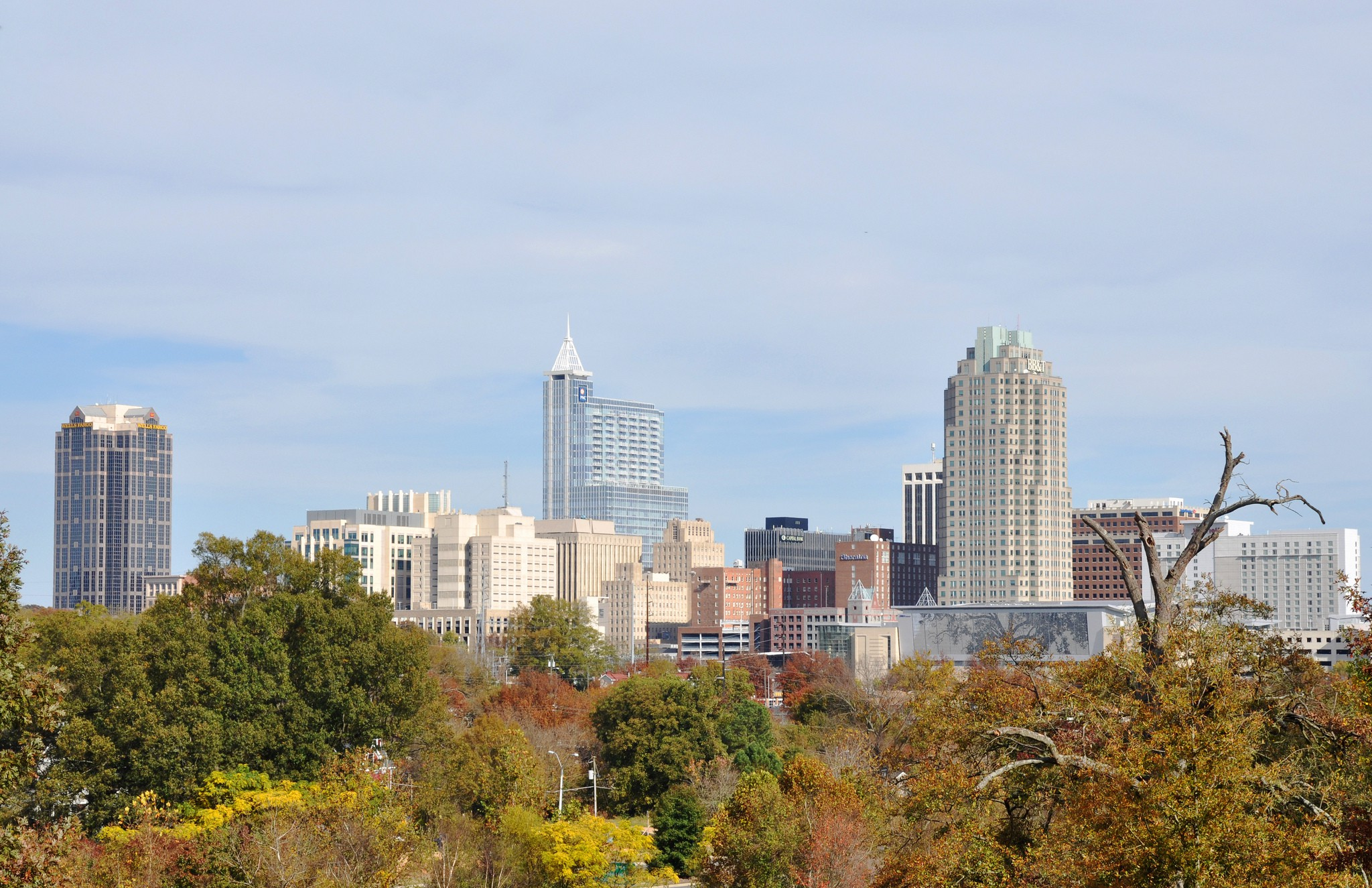 Raleigh, NC | © James Willamor/Flickr