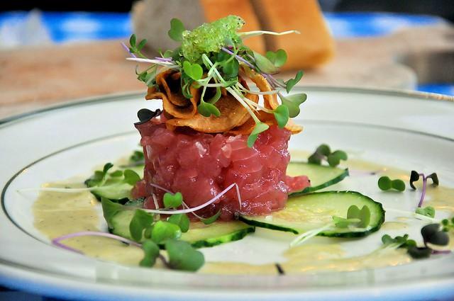 Tuna Tartare Appetizer   © japes18/Flickr