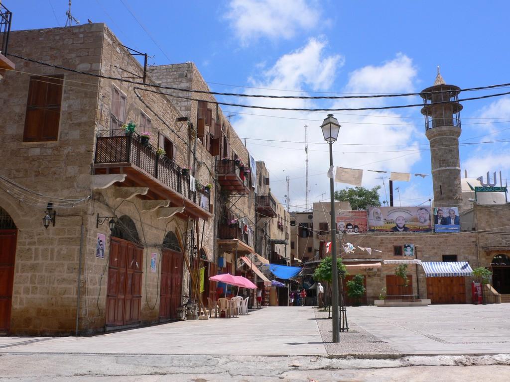 Sidon, Lebanon | ©  Heather Cowper/Flickr