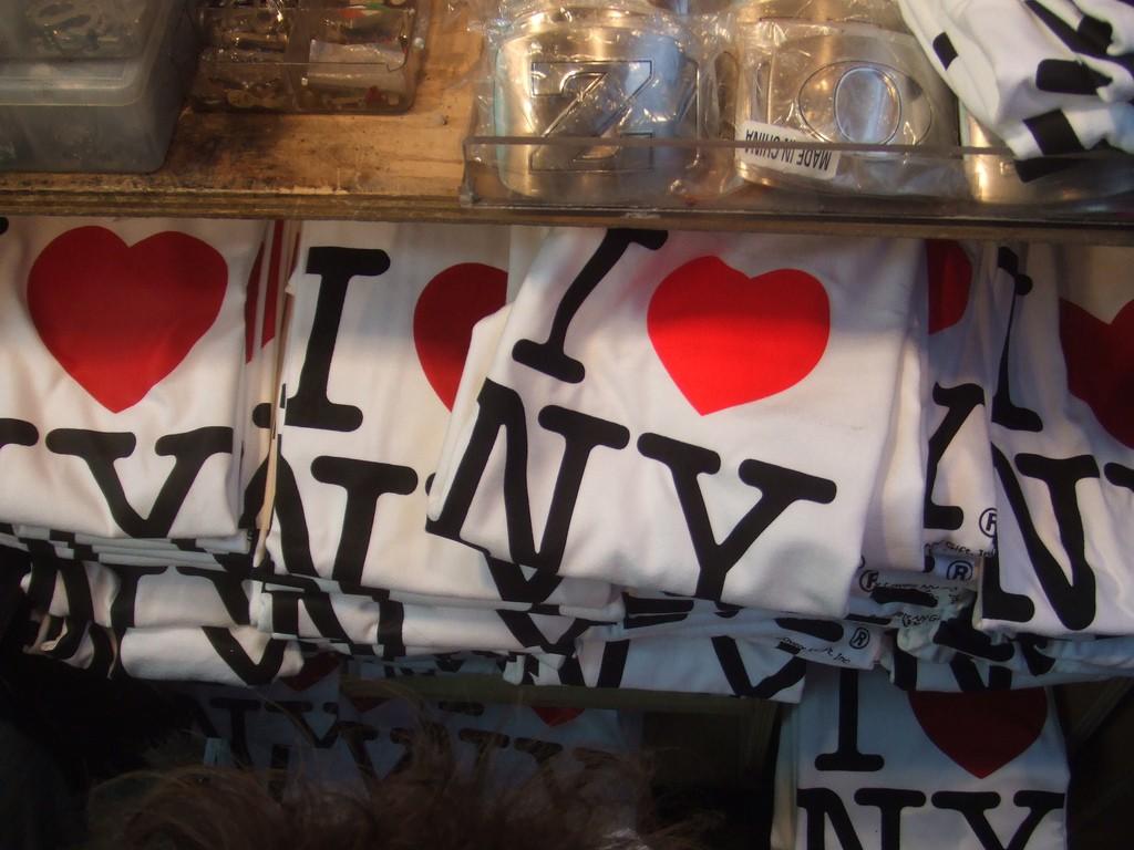 New York City, USA - I HEART NY | © Benjamin Vander Steen/Flickr