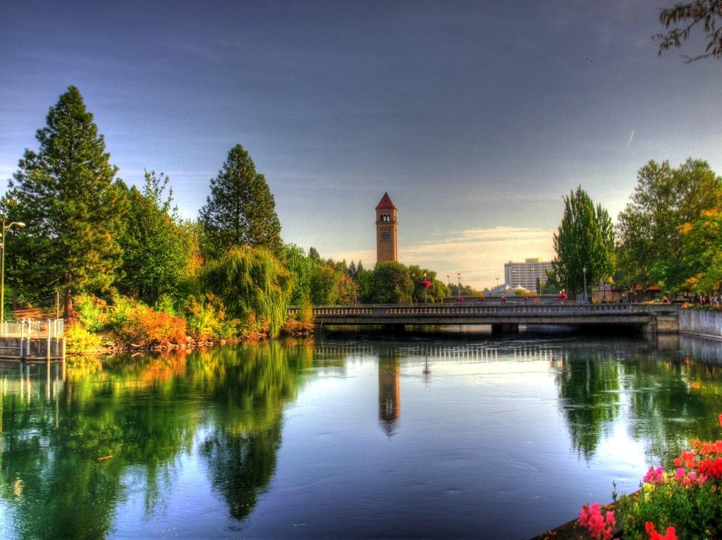 Riverfront Park | © Kidron Cool/Flickr