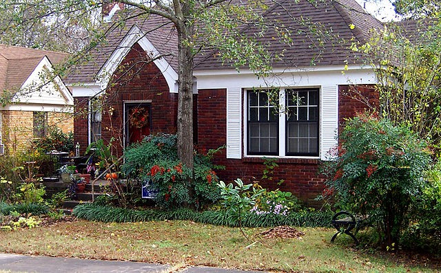 The Clintons' Home In Little Rock | © Wasted Time R (talk)/WikiCommons