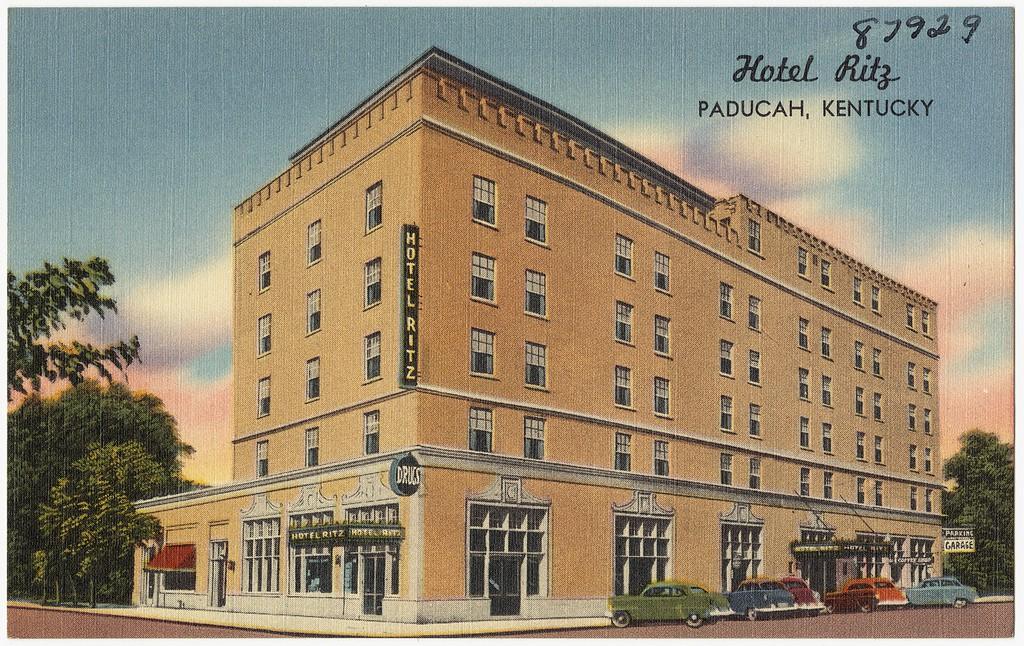 Paducah    © Boston Public Library/Flickr