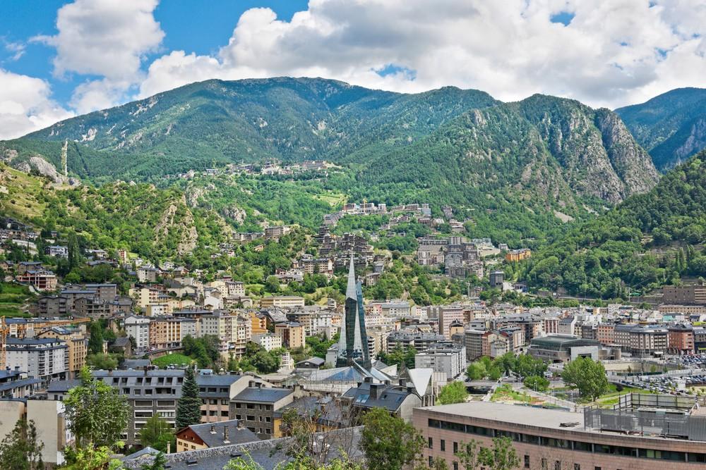 Andorra - Books