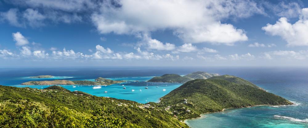 British Virgin Islands - Books
