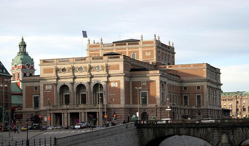 Operan Stockholm | © Tage Olsin/WikiCommons