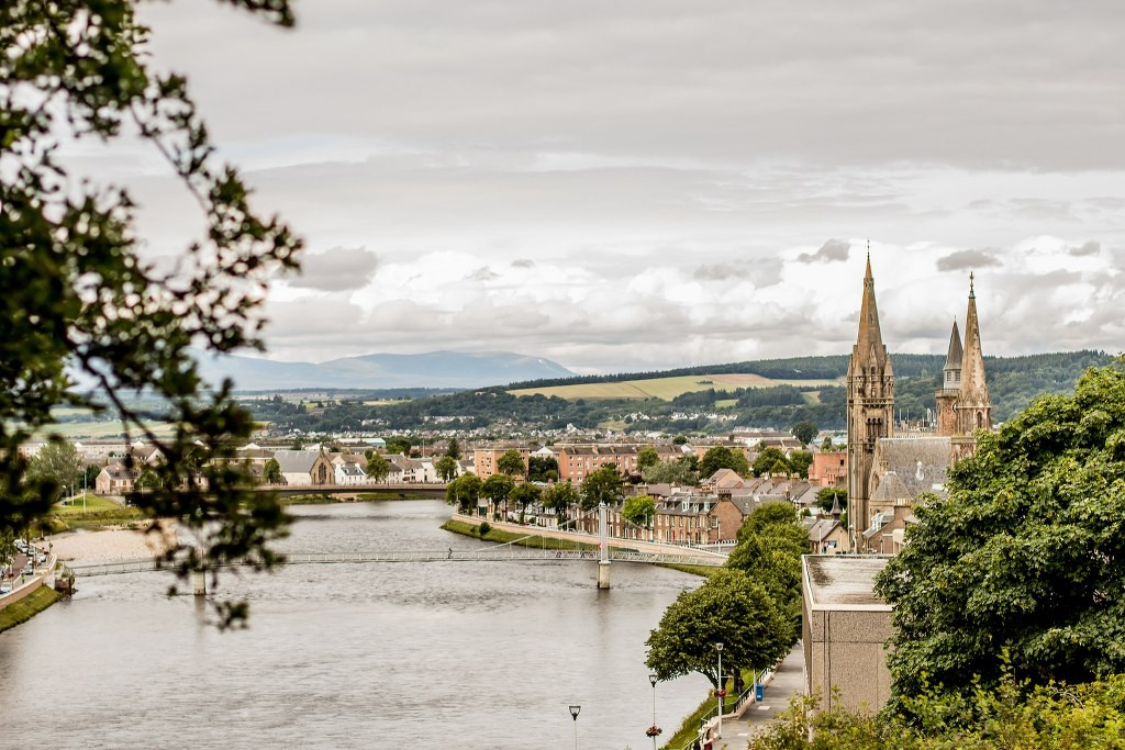 Inverness - Places to stay