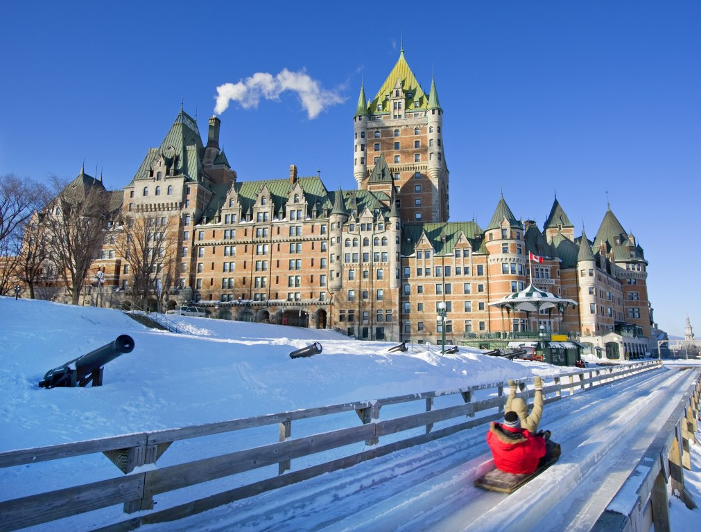 Quebec City - Places to stay