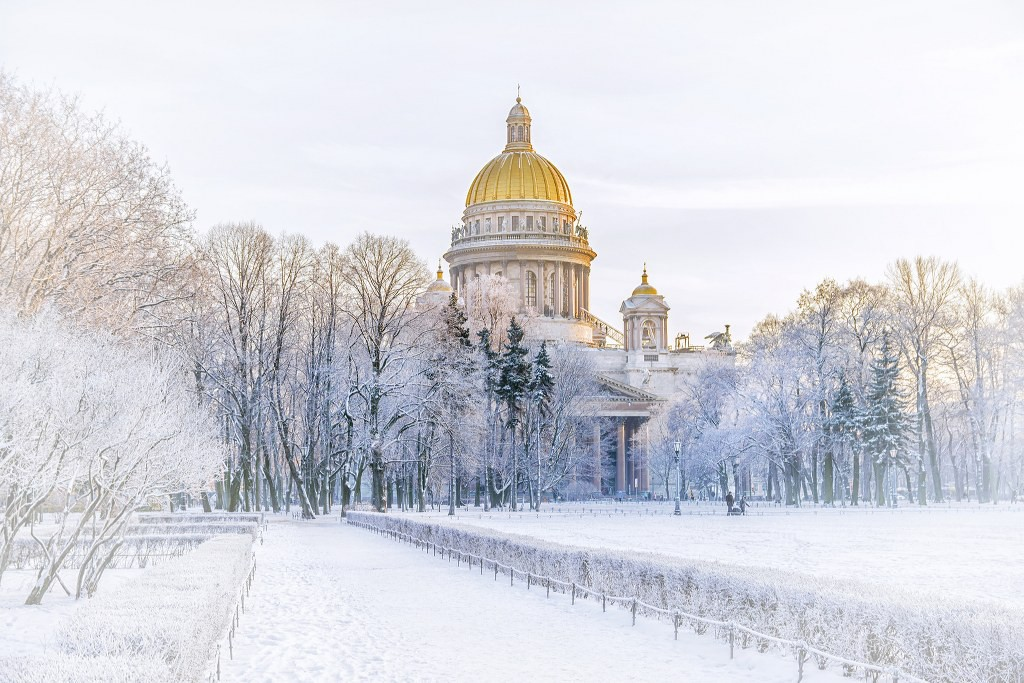 Saint Petersburg - Bars & Cafes