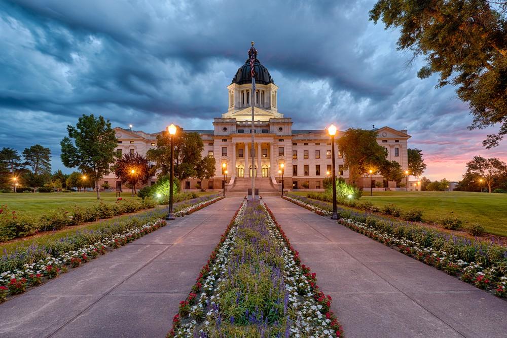 South Dakota - Design
