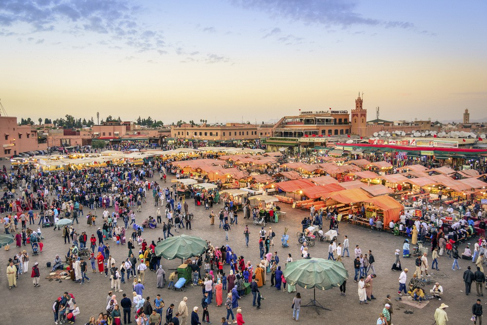 Marrakech - History