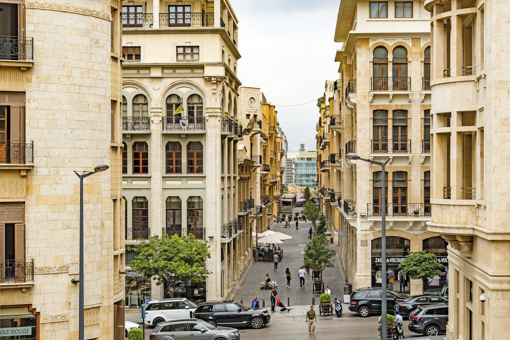 Beirut - Architecture