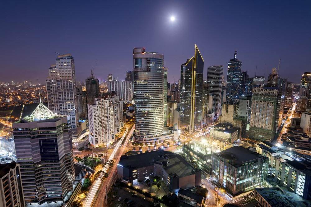 Manila - Bars & Cafes