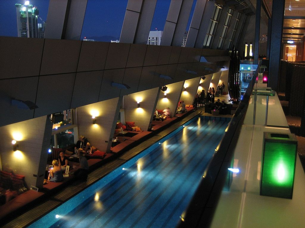 Traders Hotel Sky Bar | © Renek78/WikiCommons