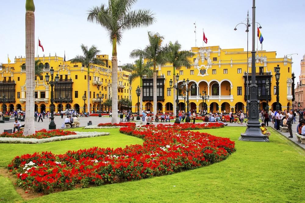 Lima - History