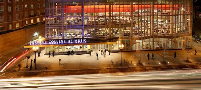 Courtesy of Berklee College of Music   ©Bruce T. Martin