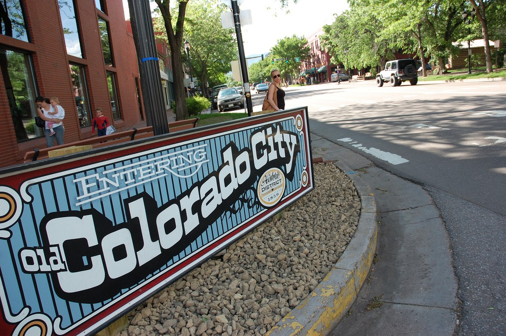 The Old Colorado City ©Jonas Forth
