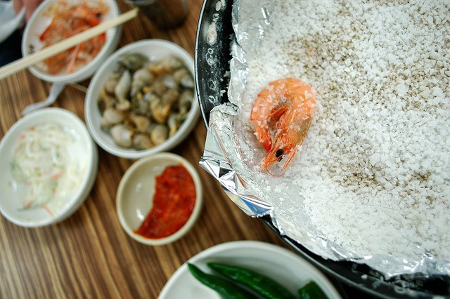 Seafood |© Seoulful Adventures Flickr