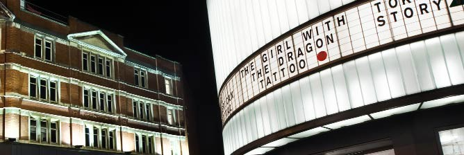 12 Of England's Coolest Cinemas
